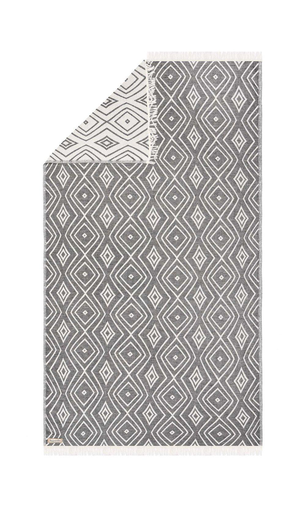 unity premium turkish towel beige - Turkish Towels