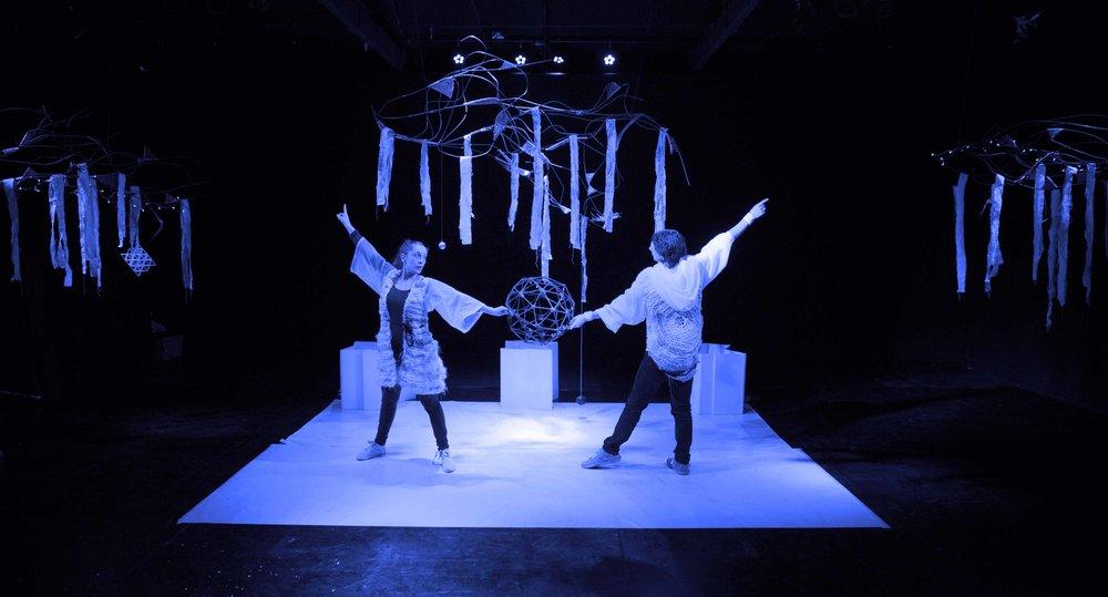 Amnia Teatro Sueño de Noche Kallfü