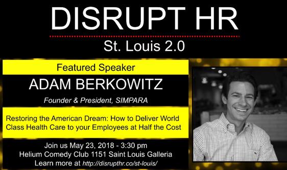 DisruptHR STL