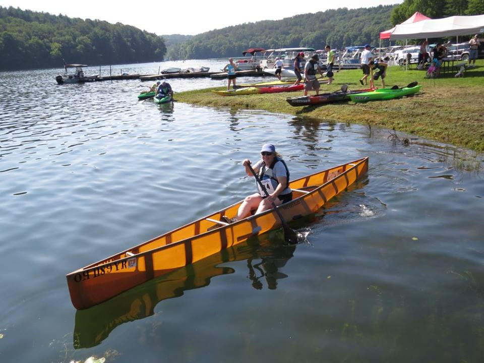 Copy of Canoe and Kayak Race
