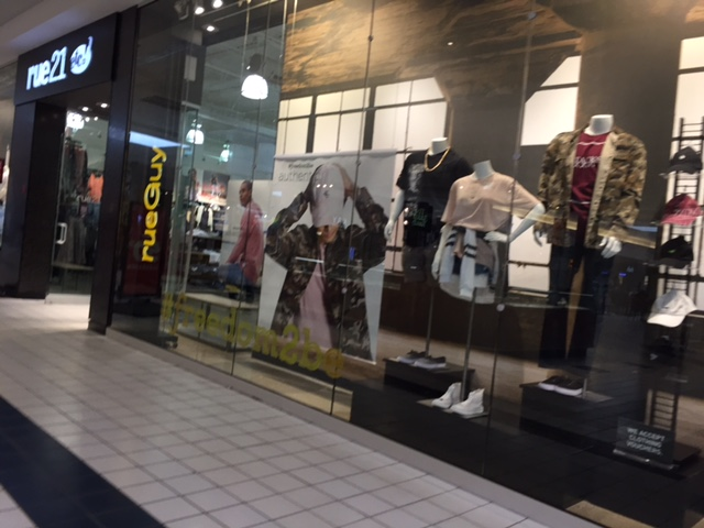 Rue21 New Town Mall