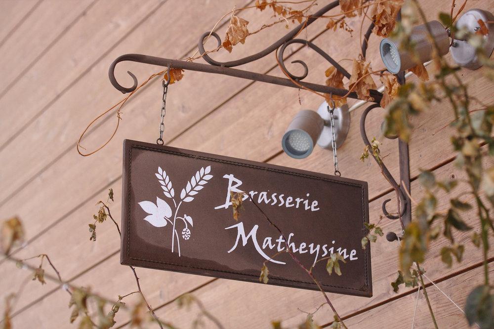 rencontre avec Jérôme & Élodie - Brasserie matheysine