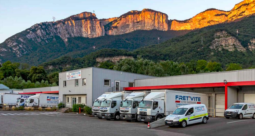 Fret'Vite, Société de Transport