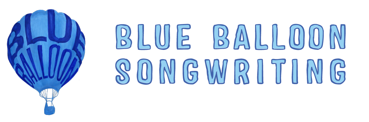 Blue Balloon Songwriting