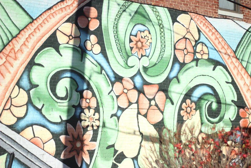 Mural Off Main
