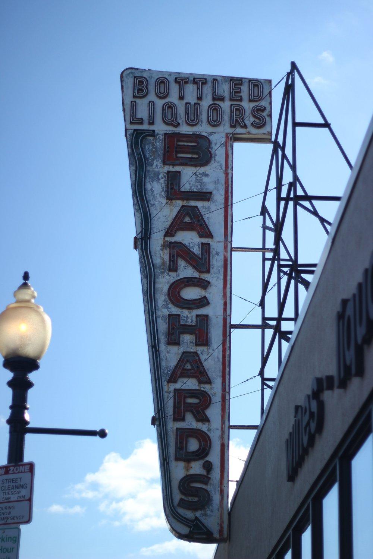 Blanchard's Liquor
