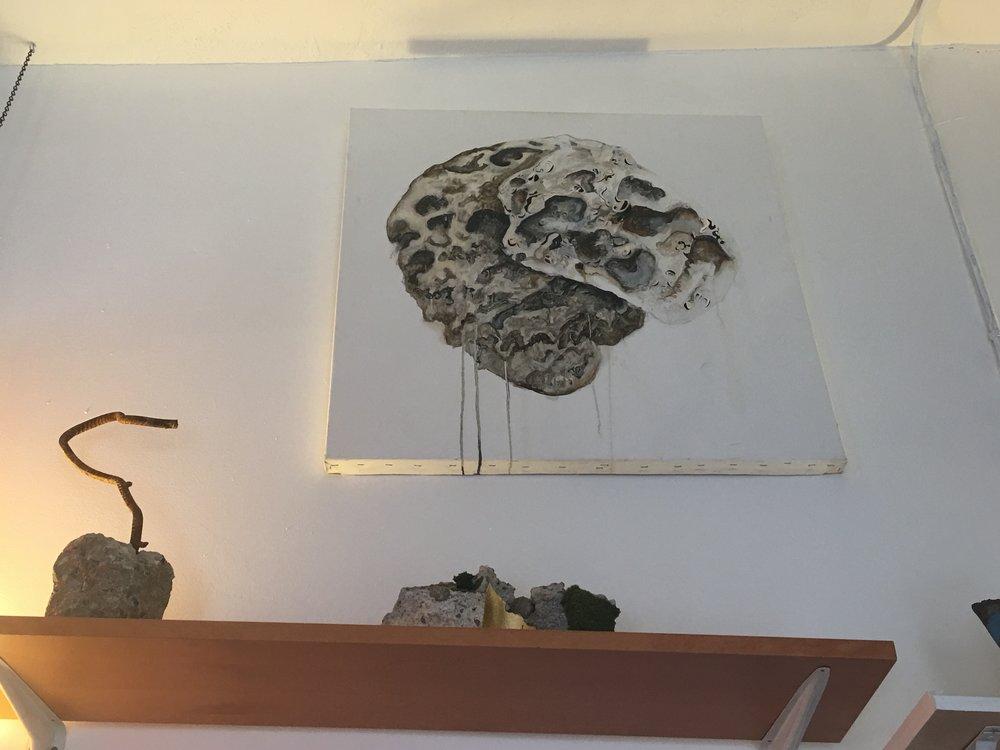 Kate Gilbert's Painting