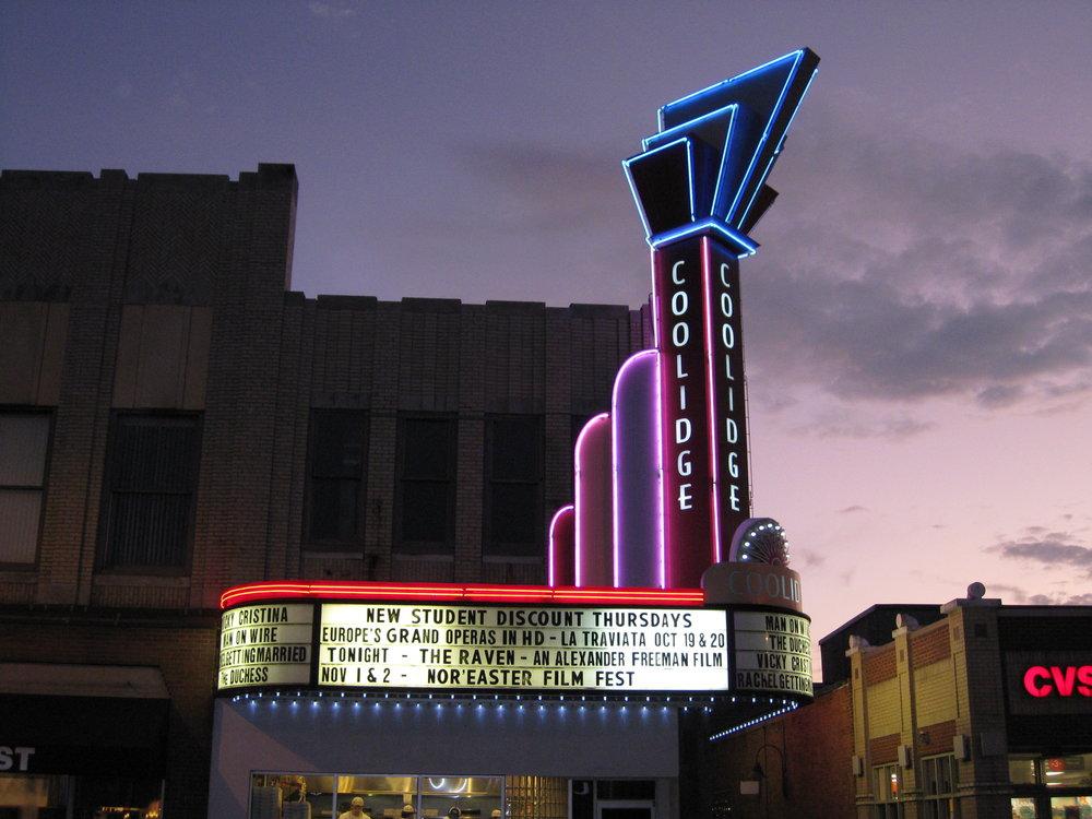 Courtesy of Coolidge Corner Theatre.