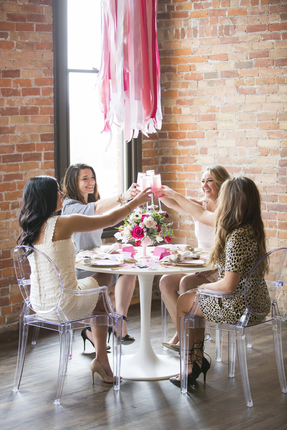 Will You Be My Bridesmaid Styled Shoot
