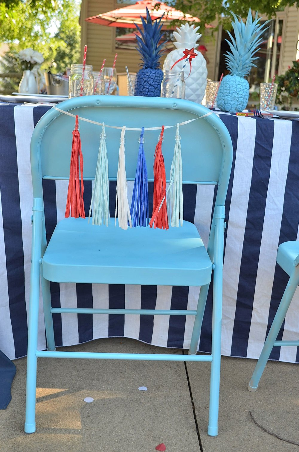 Fourth of July Party & Decor Ideas by Event Prep