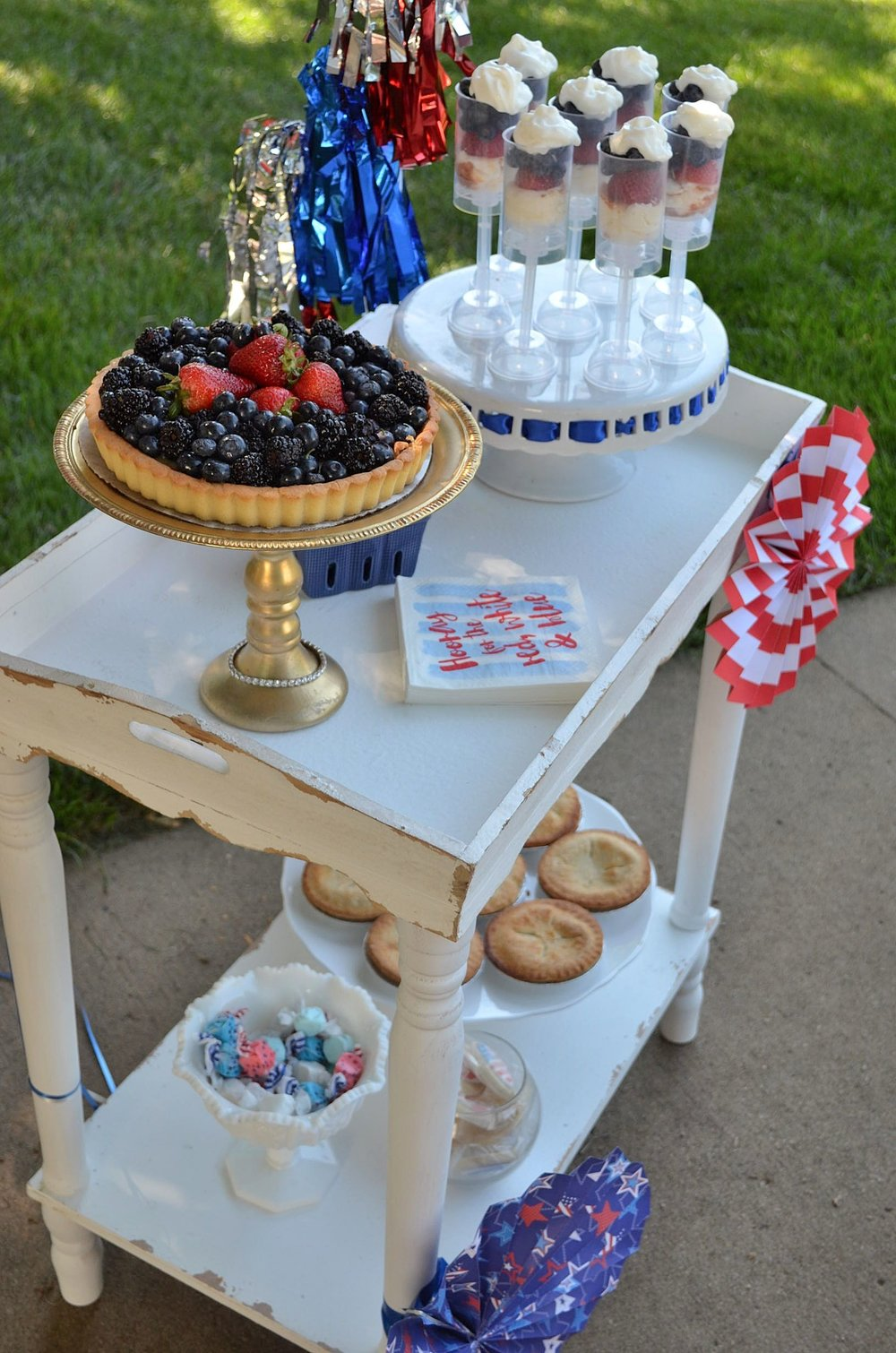 Fourth of July Party & Decor Ideas