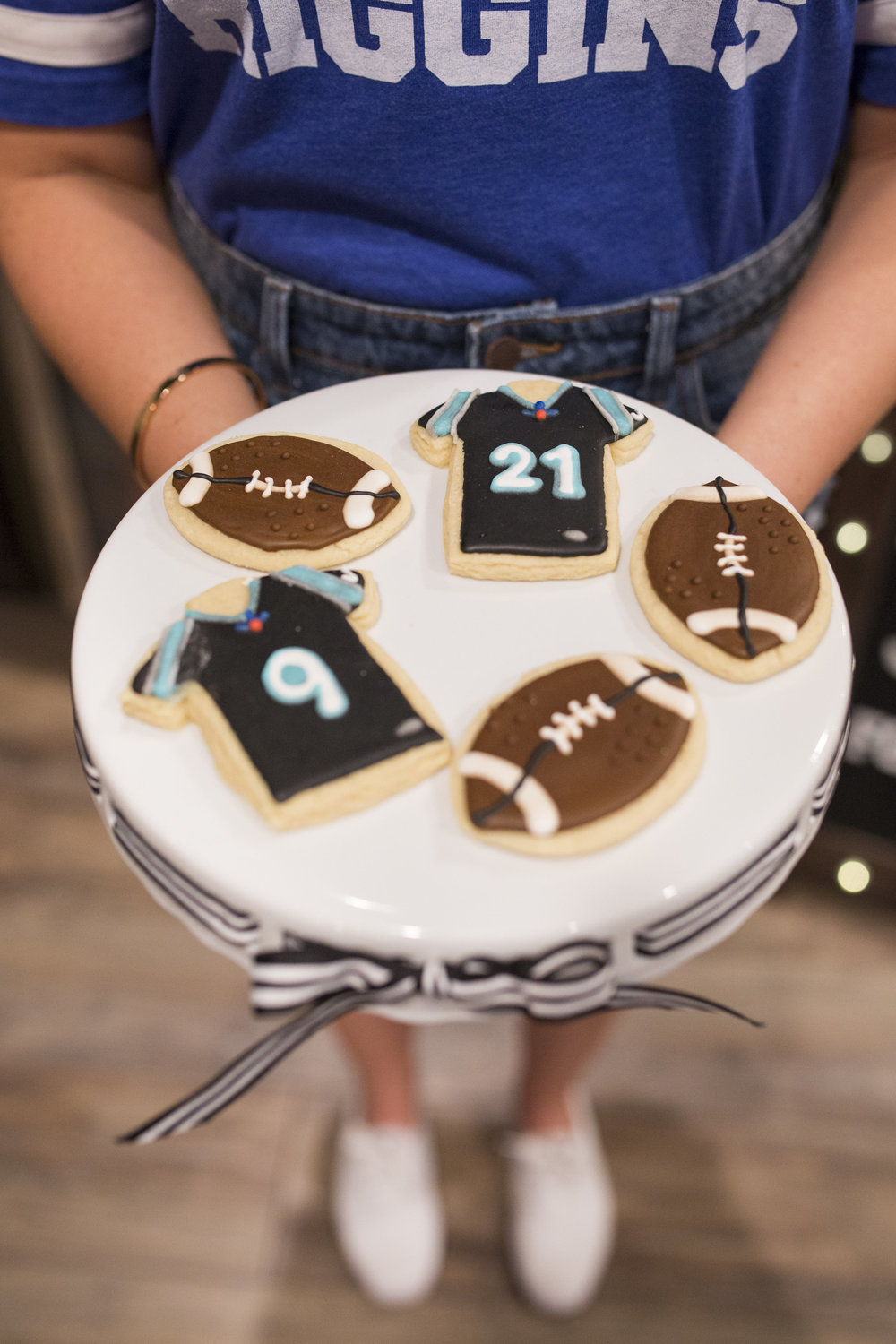 Football Party Ideas for the Detroit Lions by Event Prep