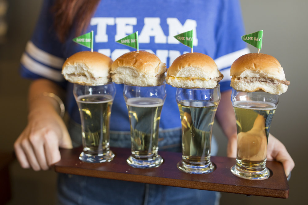 Football Party Ideas by Event Prep