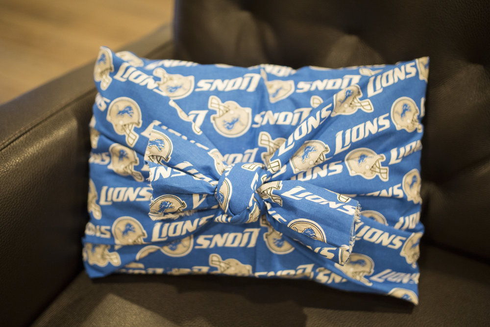 NFL Football Party Ideas for Detroit Lion fans by Event Prep