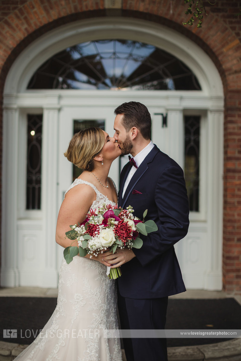 Amanda & Matthew's Fall Wedding