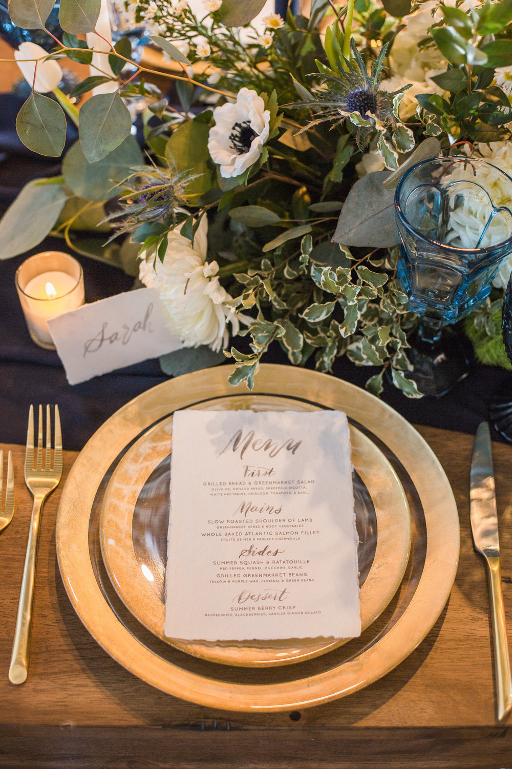 Romantic and Ethereal Wedding Inspiration in Downtown Toledo, OH Styled by Event Prep