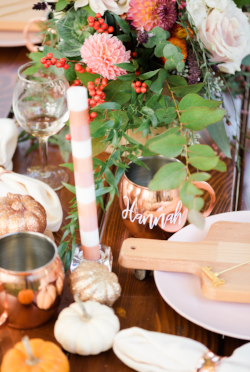 A Wine Tasting Friendsgiving Party Styled by Cassandra Clair of Event Prep