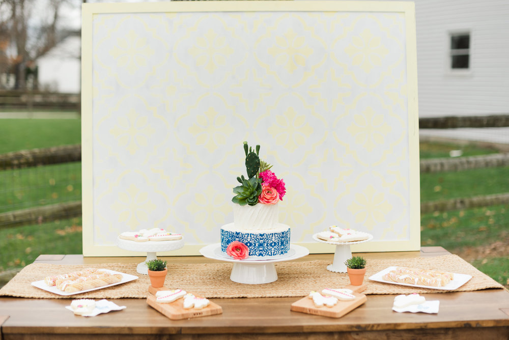 A Fiesta Themed Bridal Shower Styled by Cassandra Clair of Event Prep