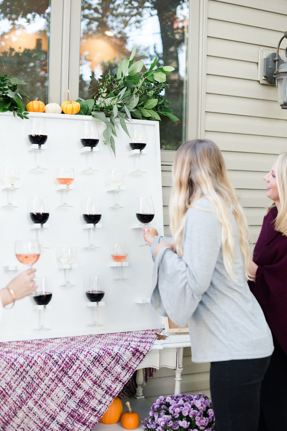 Feminine Friendsgiving and Wine Tasting Party by The Event Prep