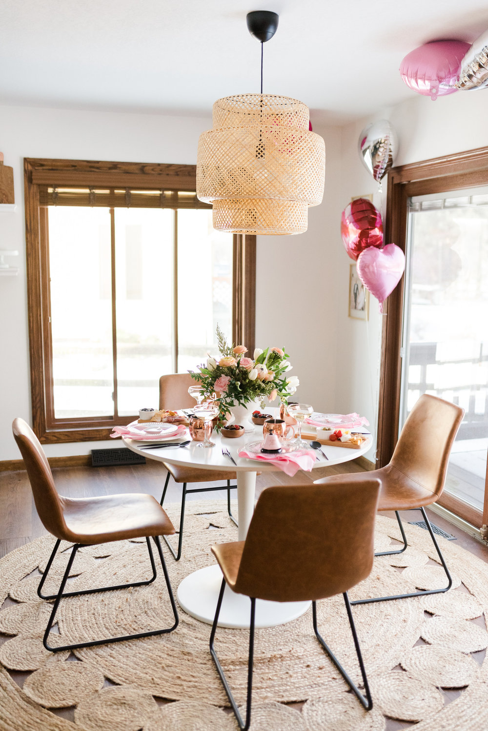 Host-A-Good-Old-Fashioned-Slumber-Party-For-Valentines-Day-Styled-by-Event-Prep-and-Photographed-by-Amanda-Collins Photography