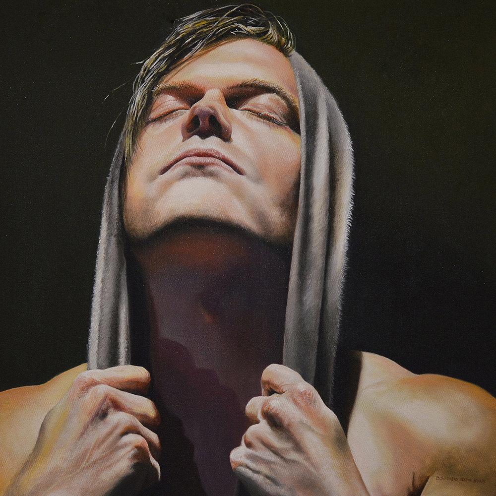 Dan Simoneau - I Dream with Powerful Vision - 24 x 24 inches - Acrylic on Canvas_web.jpg