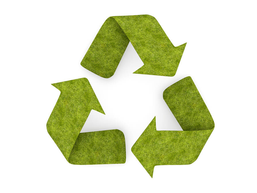 Recycle / Sustainability logo