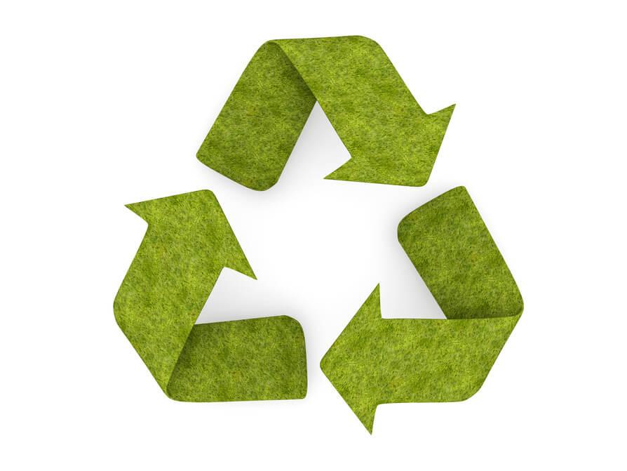 Recycle / Sustainability logo