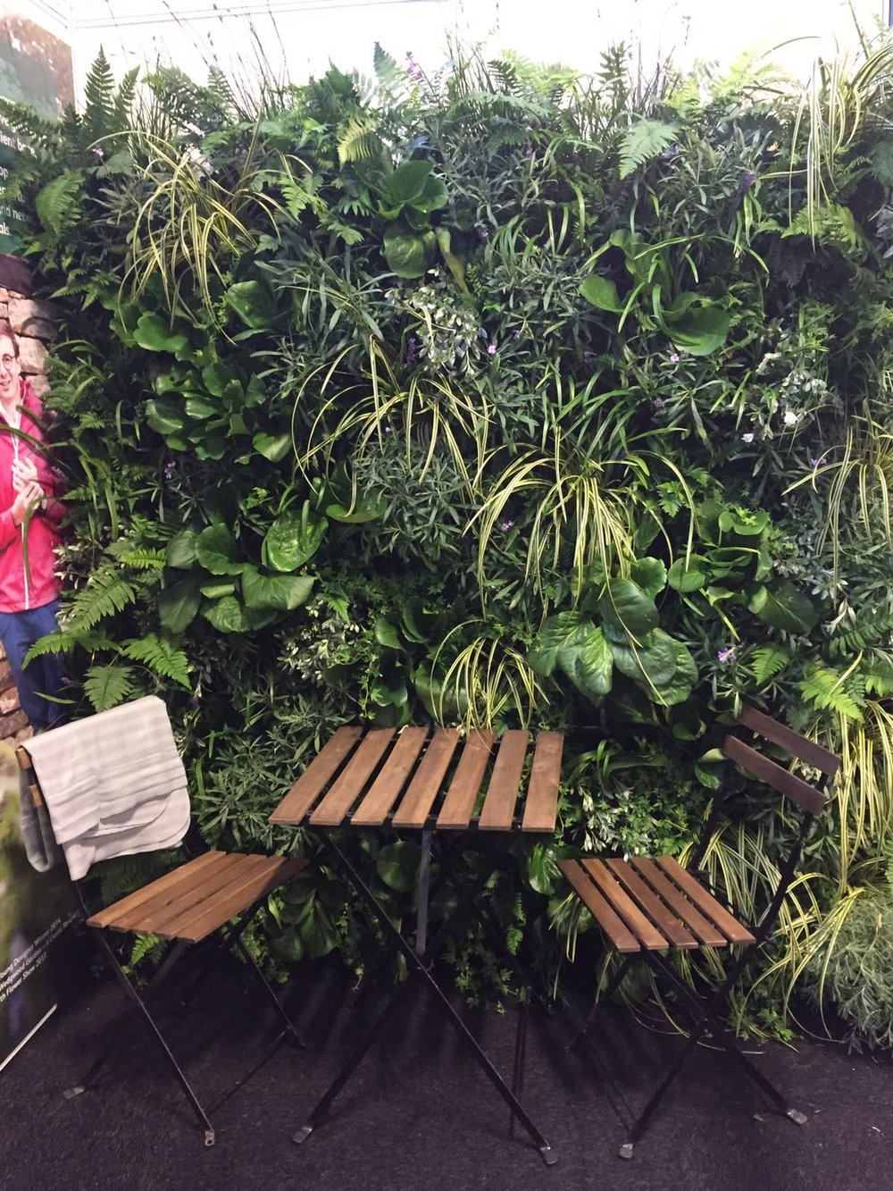Rhs Living Wall Meristem Design