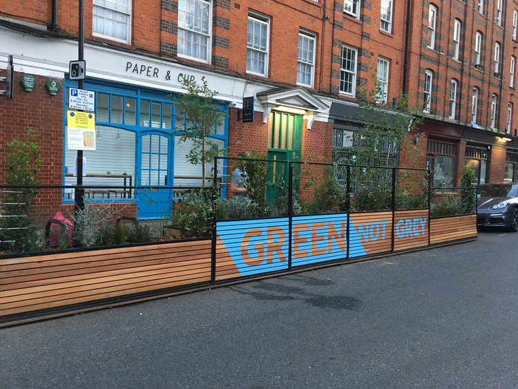 Copy of Shoreditch Parklet