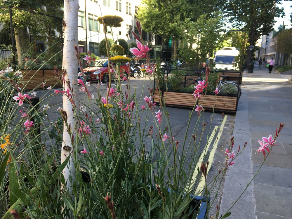 Copy of Parklet