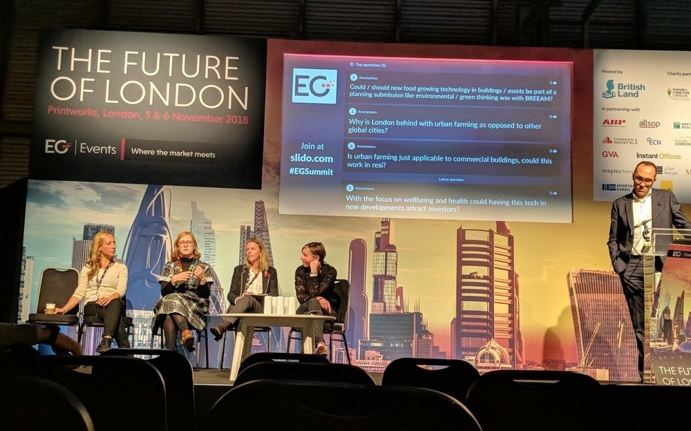 Estate Gazette's The Future of London