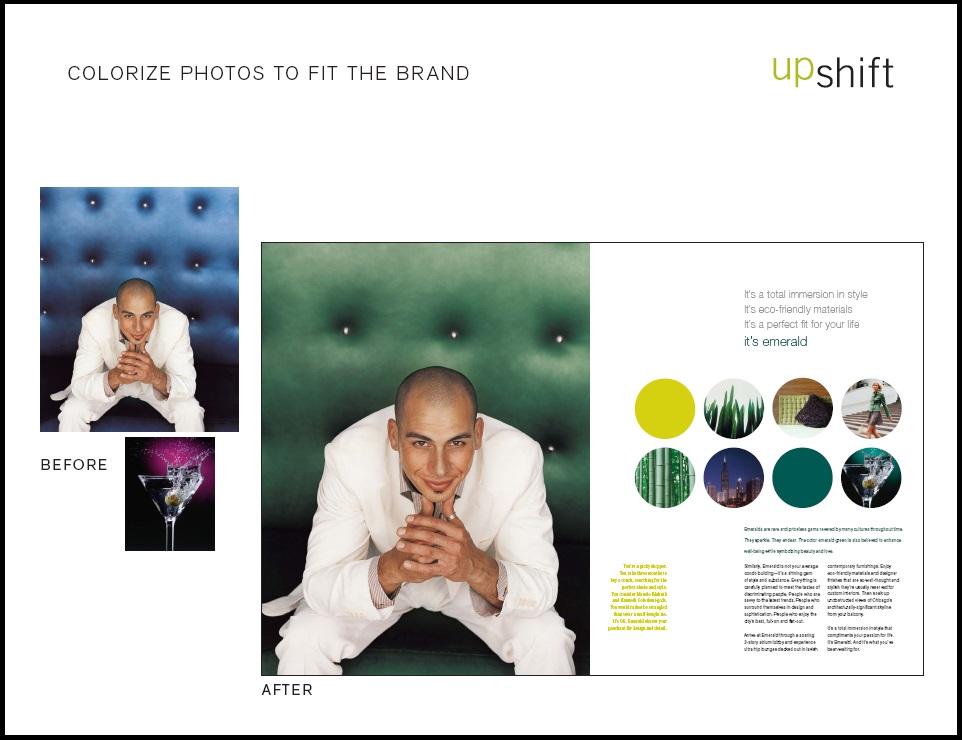 Upshift Colorize 1