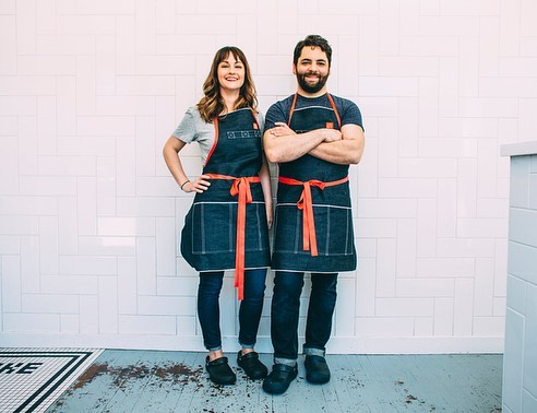 MARK YOUR CALENDARS! Monday, March 18th our dearest friends Jennifer Jackson and Justin Tootla of @voyager_ferndale in Detroit will be working along side our very own @ross_henke creating a one night only menu for you to enjoy! Normal reservations are highly encouraged! It's going to be about as cute as their joint Instagram account! @pickle_chub