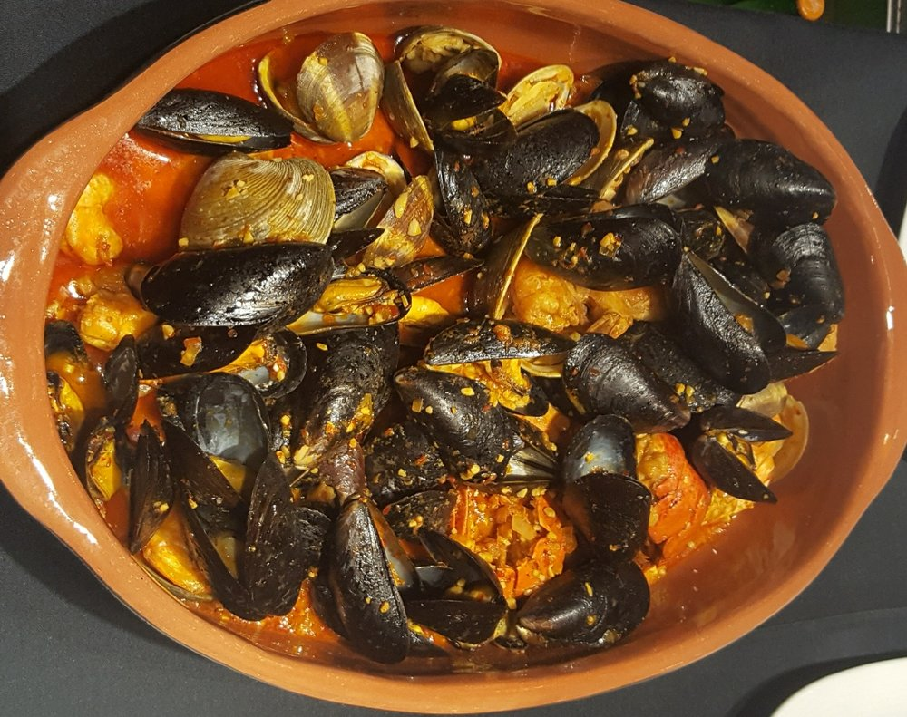 Fernando's platter