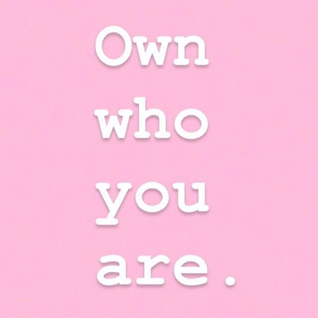 Let them know who you are! . . #a4ms #womenempowerment #ownup #letthemknow #believeinyourself #bossbabe #makemoves