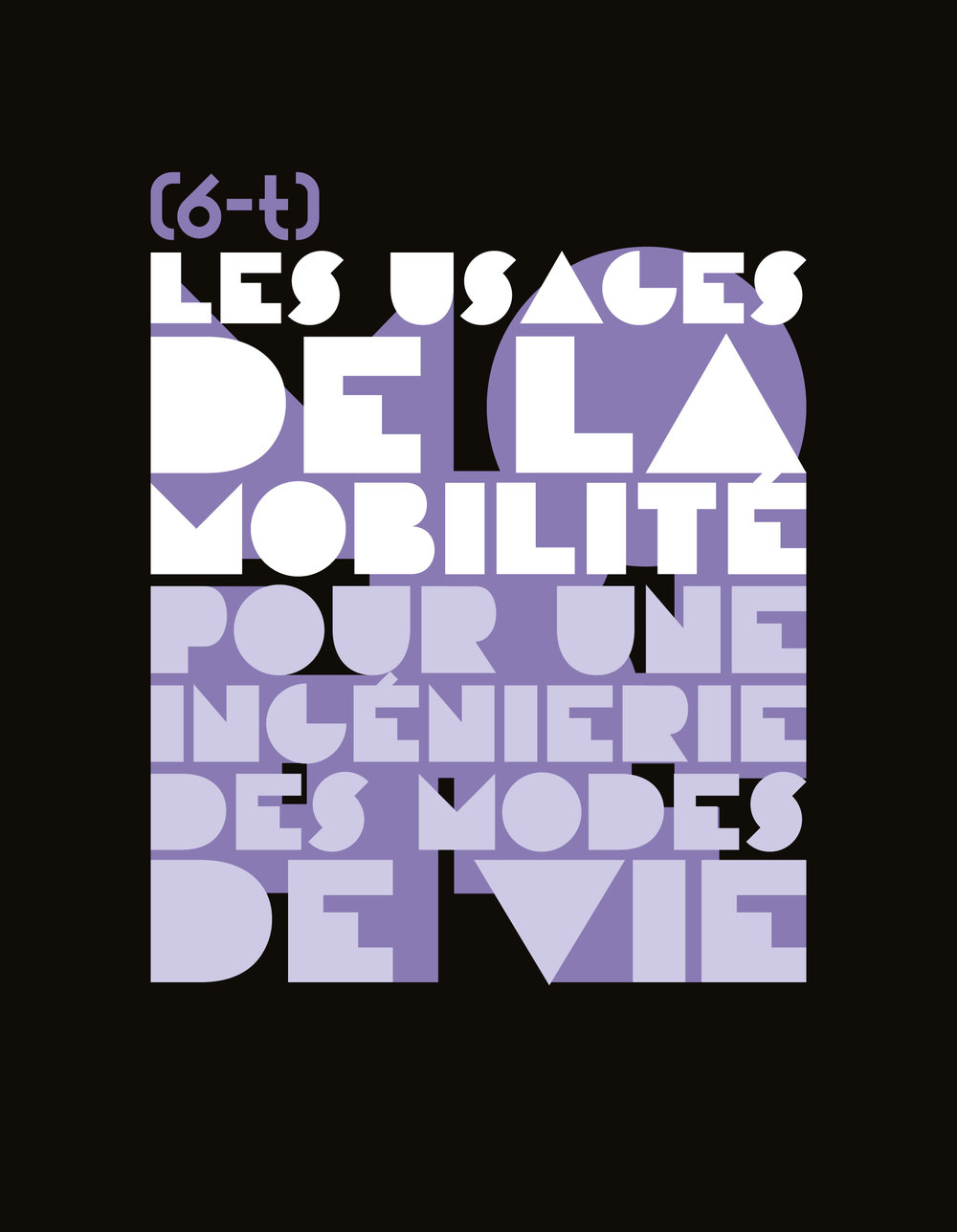 [6-T]Les usages de la Mobilité - Corporate Book Design for the French Mobility Expert Agency [6-T]Client: [6-T] / Éditions Loco