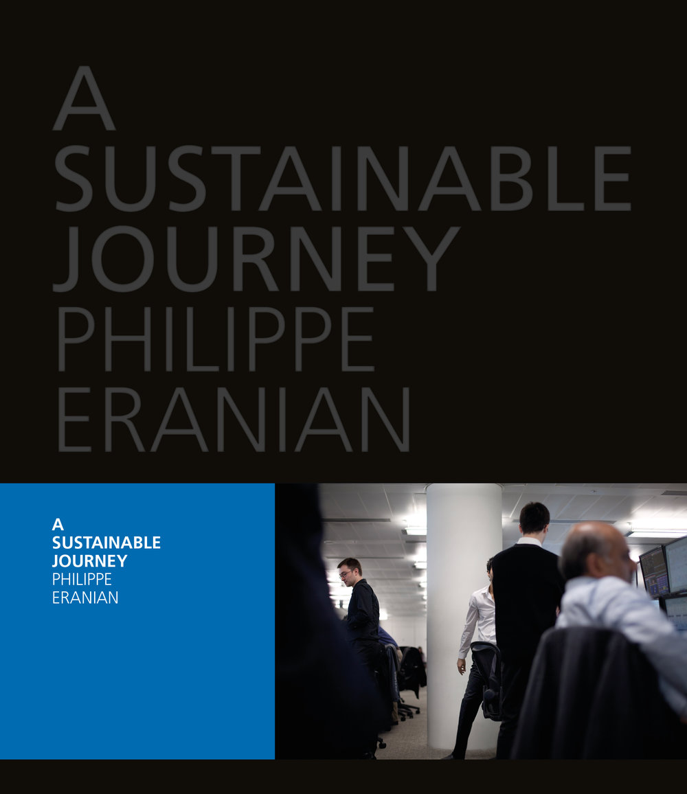 EDFA Sustainable Journey - Corporate Book Design for the French Energy Company EDF.Client: EDF / Éditions Textuel