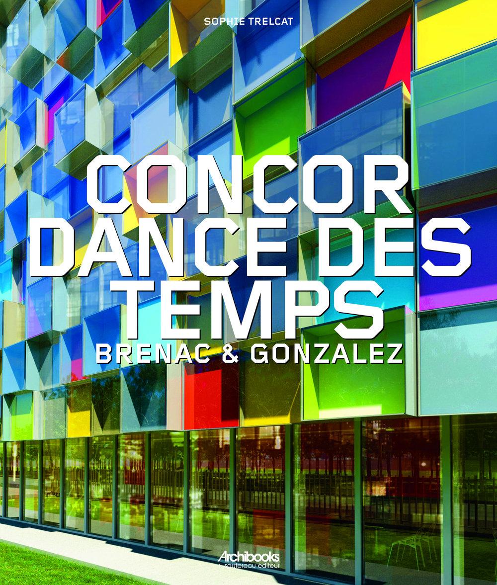 Brenac & GonzalezConcordance des Temps - Corporate Book Design for French Architects Brenac & Gonzalez.Client: Brenac & Gonzalez