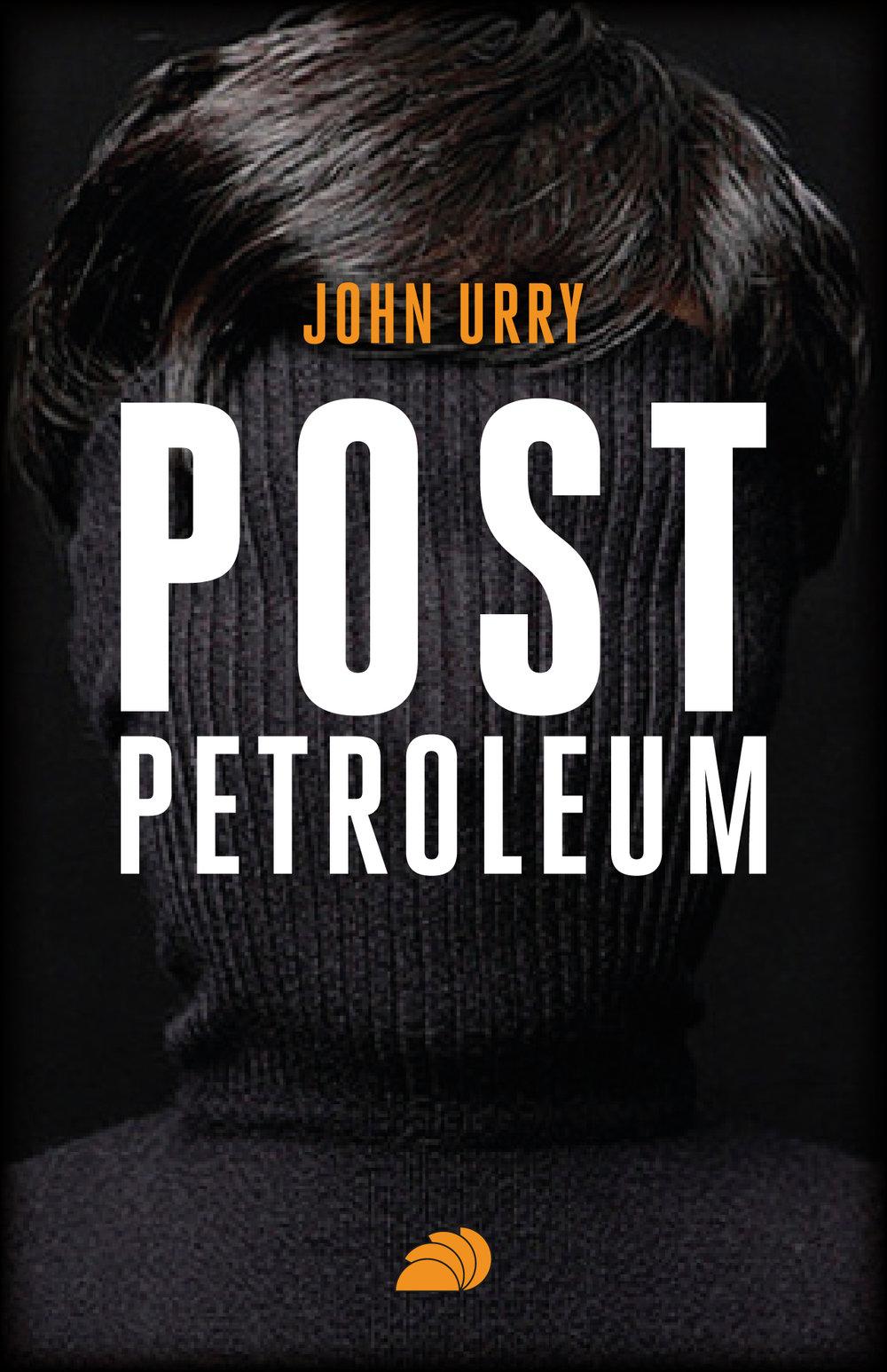 Post PetroleumJohn Urry - Corporate Book Design for French Railways + Think TankSNCF / Forum Vies Mobiles.Client: SNCF / Forum Vies Mobiles / Éditions Loco