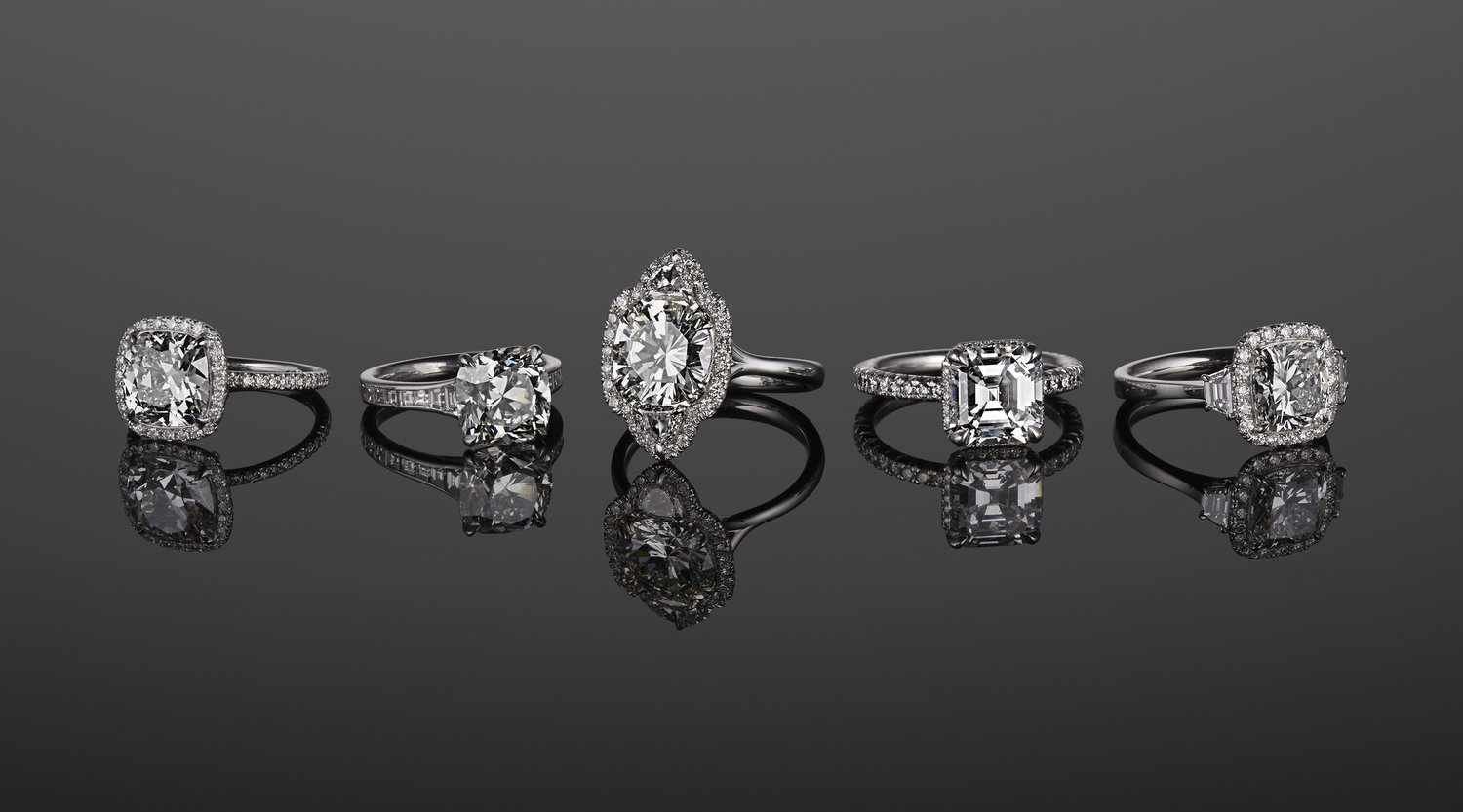 jewelers engagement jewellery judith custom arnell marthaller ring rings products pamela