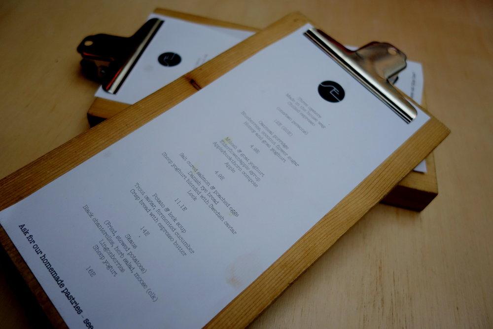 scandinavian embassy menu