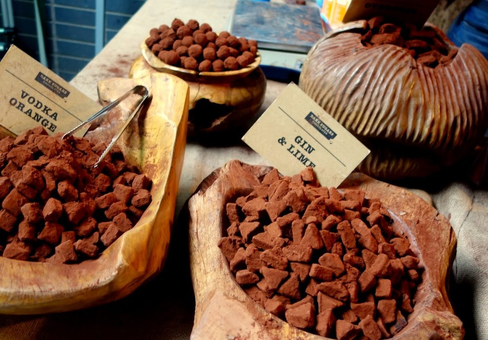 maltby street london chocolate