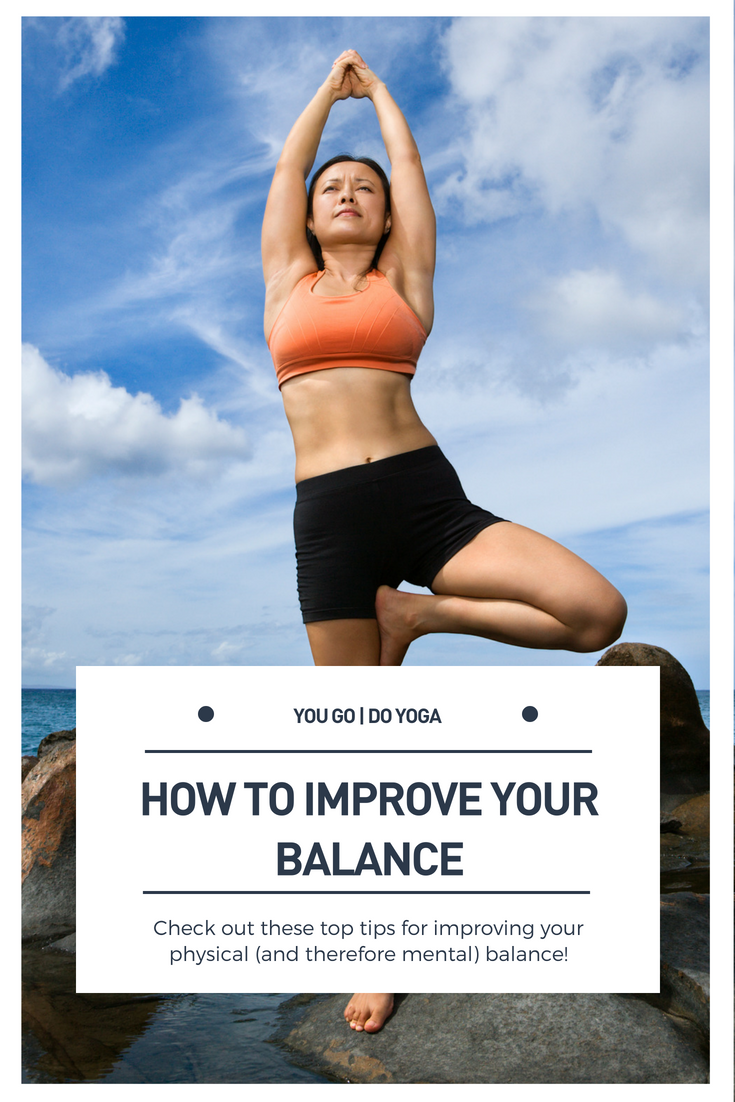 How To Improve Your Balance