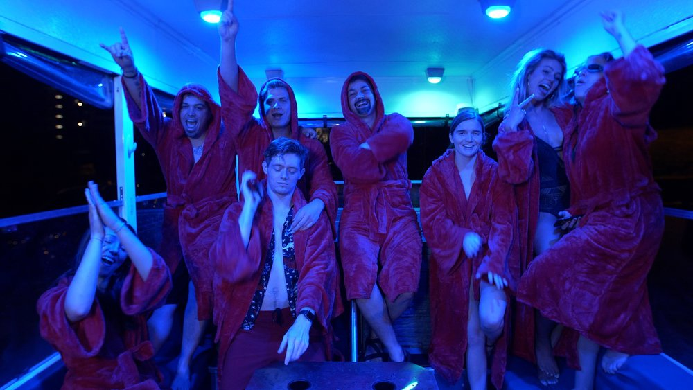 Robes on party bus.jpg