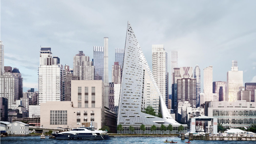 Via West 57, BIG architecture