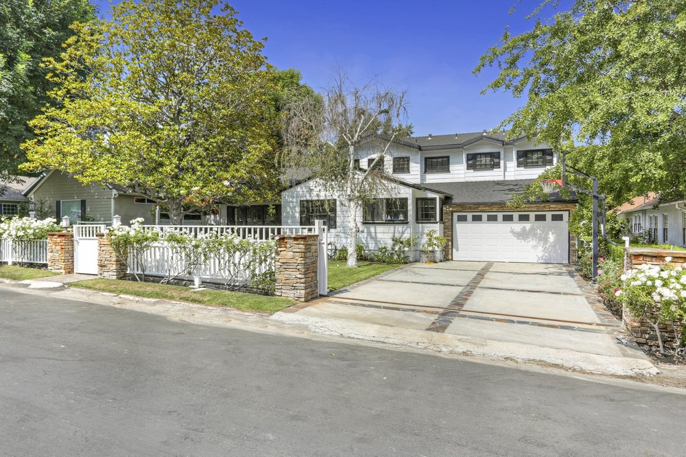 4005 Mary Ellen Ave    Just Listed Off-Market!  Offered At $2,595,000   View Virtual Tour
