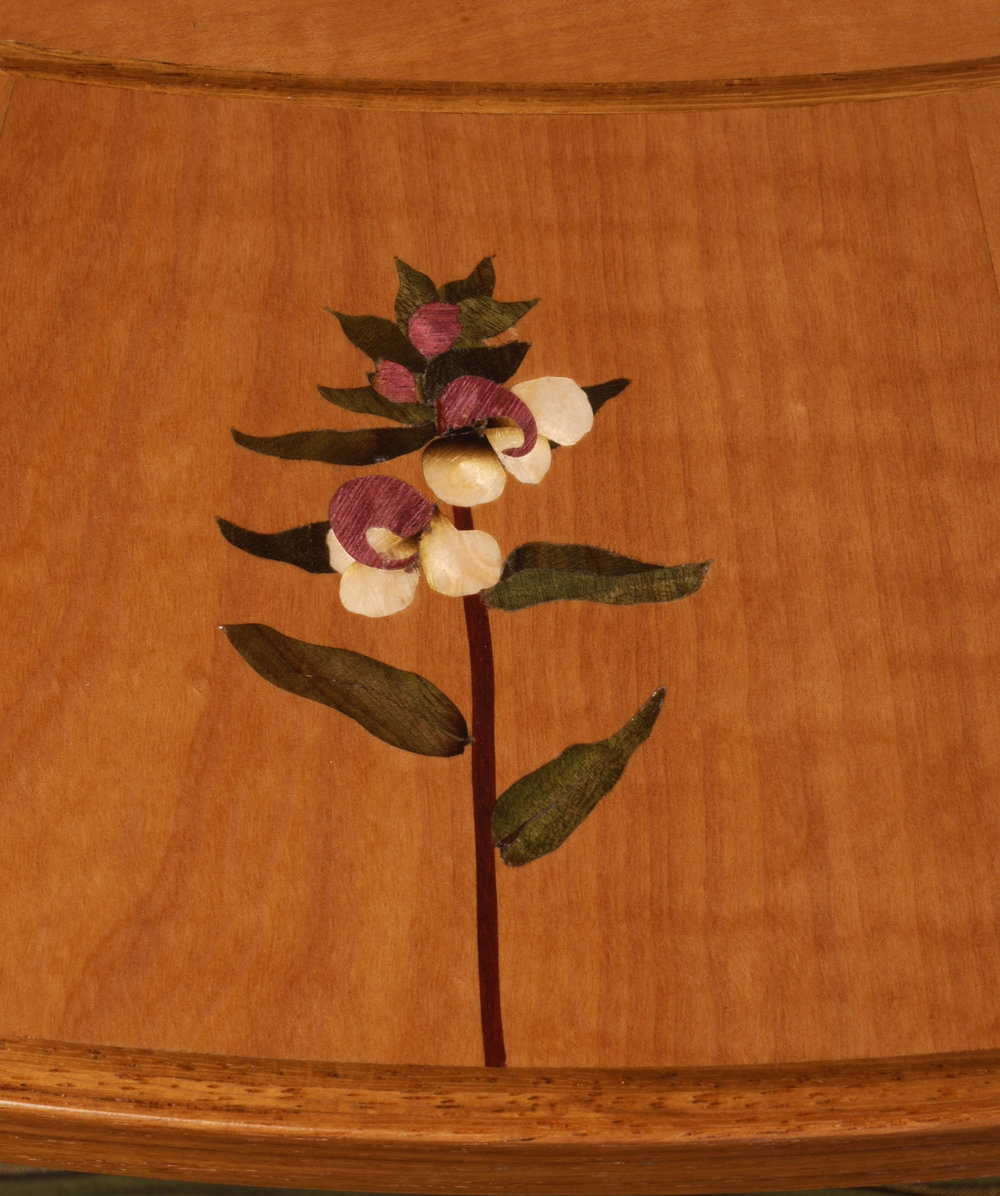 Parrot Flower — Wild Flower Table
