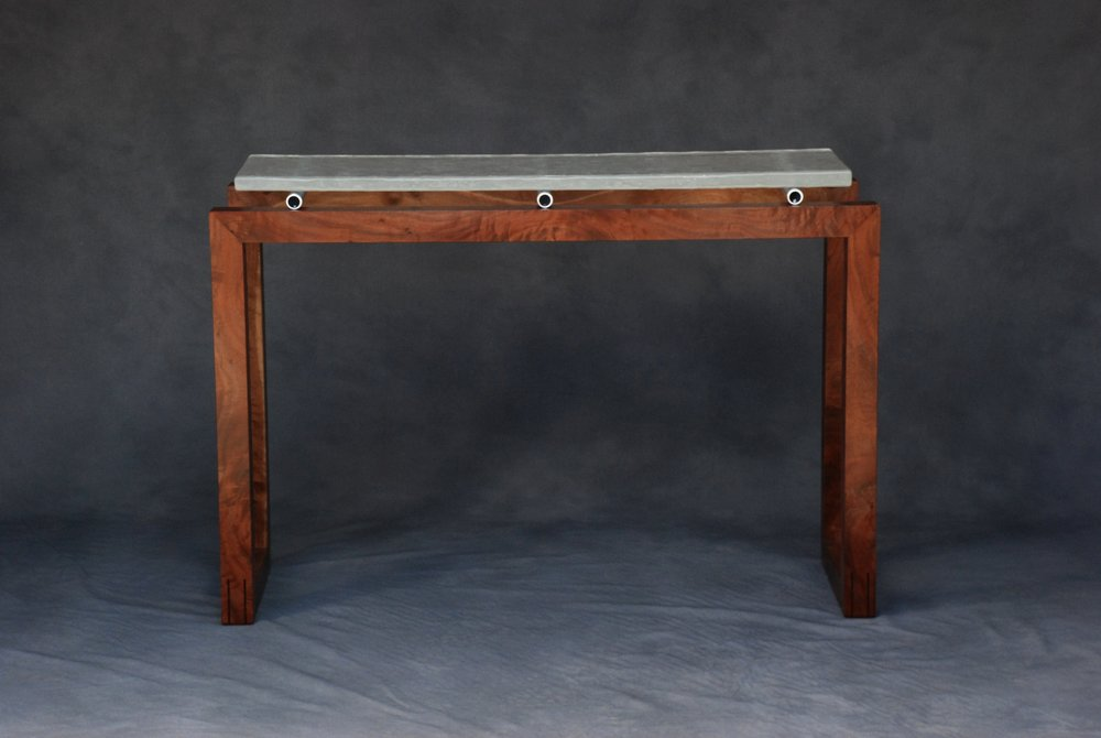 Walnut Endless Entry Table