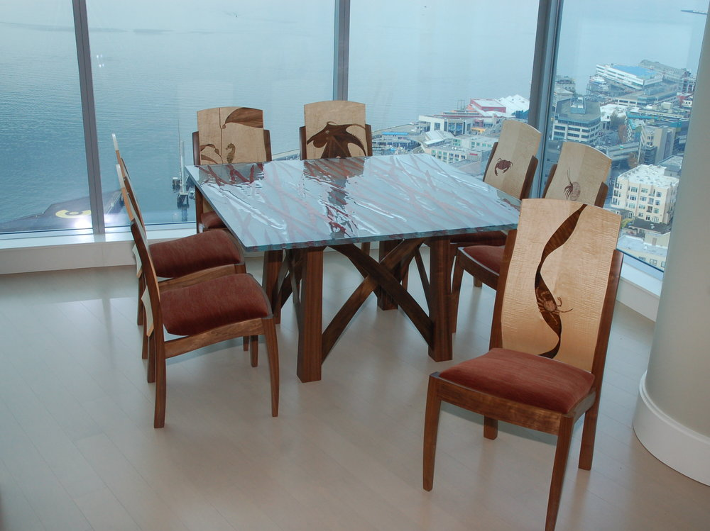 Barton's Dining Table