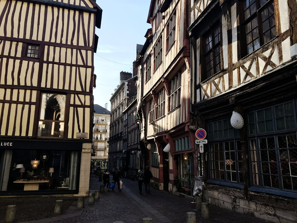 Day Trip to Rouen — An American in Amiens